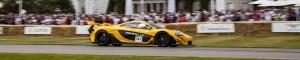 When One McLaren P1™ GTR Is Not Enough