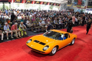 Mecum Daytime Auction In Monterey Exceeds $44 Million In Sales