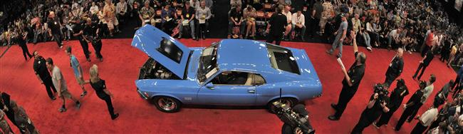 Multi-Record-Smashing Mecum Auction In Kissimmee