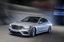 EQ Power: New Plug-In Hybrid Mercedes-Benz S560e