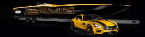 Mercedes-AMG GT S Inspires Latest Collaboration with Cigarette Racing