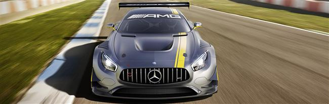 World première in Geneva for spectacular AMG racing car