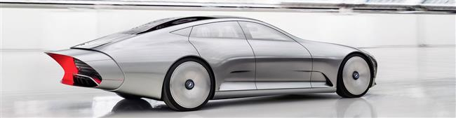Mercedes-Benz 'Concept IAA' (Intelligent Aerodynamic Automobile)