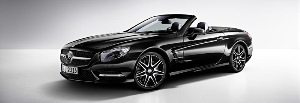 The new Mercedes-Benz SL 400: Start-up with new vigour