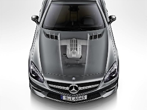 The new Mercedes-Benz SL 65 AMG '45th ANNIVERSARY': 45 years of AMG - Marking the anniversary with high-performance and style