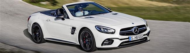 The New Mercedes-Benz SL: The Legend - Now Even More Dynamic