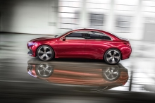 Mercedes-Benz Concept A Sedan: Herald Of A New Generation
