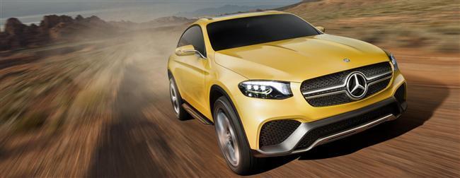 Mercedes-Benz Concept GLC Coupé: The next coup