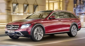 New Mercedes-Benz E-Class All-Terrain: Versatility And Agility In A Striking Outfit
