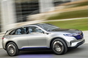 Electric mobility: Mercedes-Benz flips the switch
