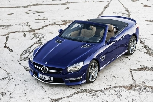 The new Mercedes-Benz SL 65 AMG: Effortlessly superior and stylish performance