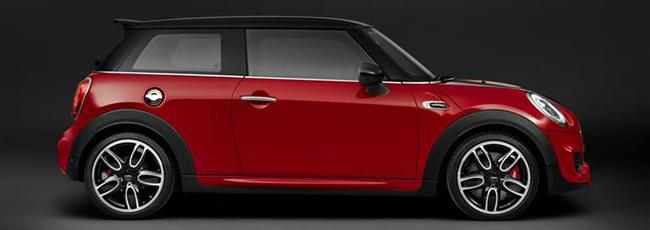 Pure Driving Fun, More Extreme Than Ever: The New Mini John Cooper Works Hardtop