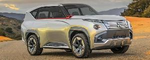 The Mitsubishi Concept GC-PHEV