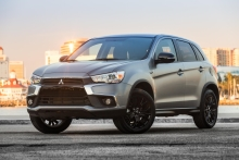 Mitsubishi Debuts 2017 Outlander Sport Limited Edition At Chicago Auto Show