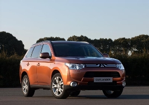 Mitsubishi to Debut the New Outlander at the 2012 Geneva Motor Show