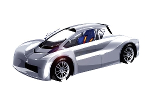 Mitsubishi Motors to Enter i-MiEV Prototype in 2012 Pikes Peak International Hill Climb
