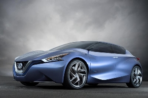Nissan Friend-Me Concept For A New Generation