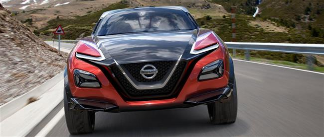 Nissan Gripz Concept: A Radical Sports Crossover