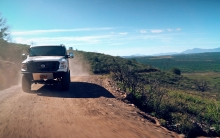 Nissan NV Cargo X Project Van Goes Where No Cargo Van Has Gone Before
