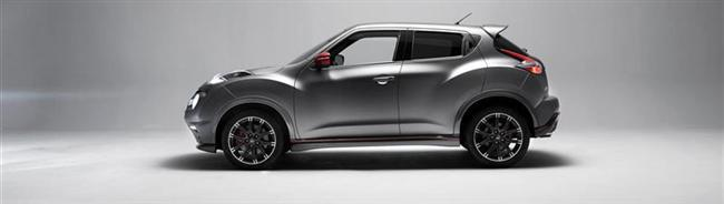 New Nissan Juke Nismo RS: extreme excitement as standard