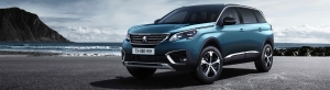 The All-New Peugeot 5008 – A New Dimension For SUVs