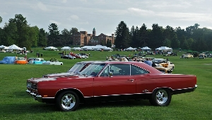 The 1969 Plymouth GTX