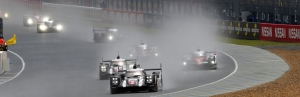 PORSCHE HAS ACHIEVED ITS 18TH OVERALL LE MANS VICTORY