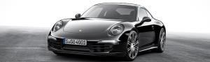 In Elegant Black: Porsche 911 Carrera And Boxster Black Editions