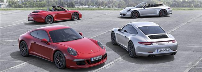 Enhanced Power And Performance - The New Porsche 911 Carrera GTS Models