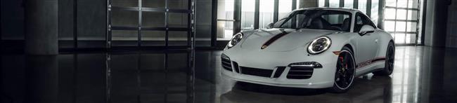 Porsche 911 Carrera GTS Rennsport Reunion Edition Debuts In Monterey