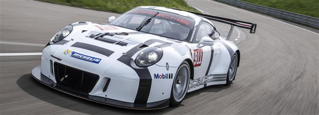 Lighter, More Economical, Faster: The New 911 GT3 R