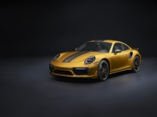 Increased Power And Luxury: The New Porsche 911 Turbo S Exclusive Series