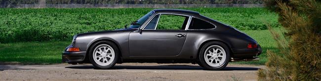 Unique Porsche Offered To Benefit Boys Republic At Mecum Monterey 2016
