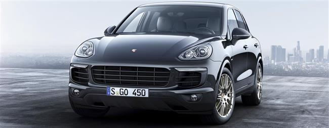 Elegant, Sophisticated And Exclusive: Porsche Cayenne Platinum Edition