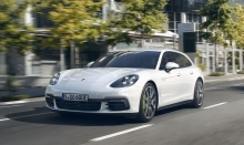 Sport Turismo Expands The Panamera Model Line