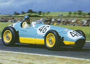 Prince Bira: 1954 Formula One Season