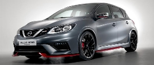 Pulsar NISMO Concept brings Nissan motorsport DNA to the C-segment