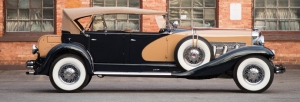 American Icons Of Yesterday And Today Lead RM Sotheby's Motor City Sale