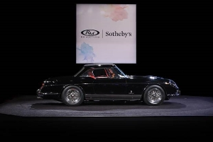 The Most Significant Single-Vendor Automobile Collection Sale: RM Sotheby's Sells Andrews Collection