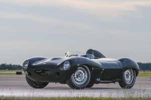 Historic Jaguar D-Type Leads Growing List of Significant Entries for RM's Monterey Sale