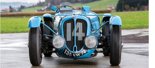 French History Takes Centre Stage At RM's Paris Collector Car Auction At Place Vauban