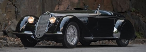 RM Sotheby's Monterey Auction Highlighted By The First Alfa 2.9 To Be Offered at Public Sale This Century