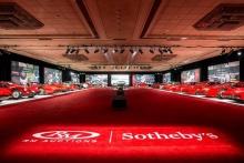 RM Sotheby's $133 Million Monterey Sale