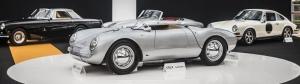 Rare 1955 Porsche 550 Spyder Steals The Show At RM Sotheby's Paris Sale