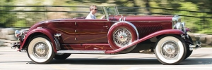Duesenberg Set To Benefit Michigan's Hillsdale College At RM Sotheby's Motor City Sale