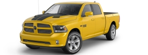 Ram Offers New 2016 Limited-Edition Stinger Yellow 1500 Sport