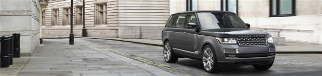 Range Rover SVAutobiography Takes Luxury And Refinement To New Heights