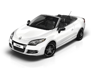 Renault launches a new limited edition 'Monaco GP' version of Mégane Coupé-Cabriolet