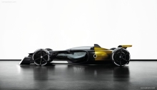 Renault Explores Future Of Formula 1 With New Concept