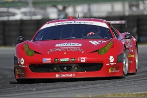 Two Ferraris in top ten at Daytona